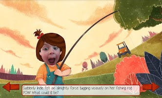 Screenshot of Me in a Storybook (2-5yo) Kids