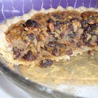 Raisin Chess Pie Recipes