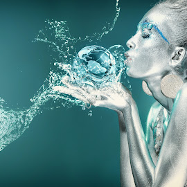 water witch by Yudi Leonardo - People Fashion