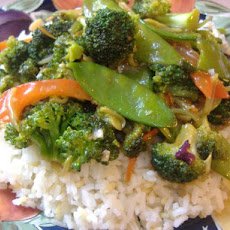 Spicy Orange Stir Fry Sauce