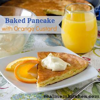 Custard Pancakes Recipes