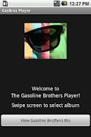 Screenshot of The Gasoline Brothers Player