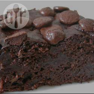Gluten Free Double Chocolate Brownies