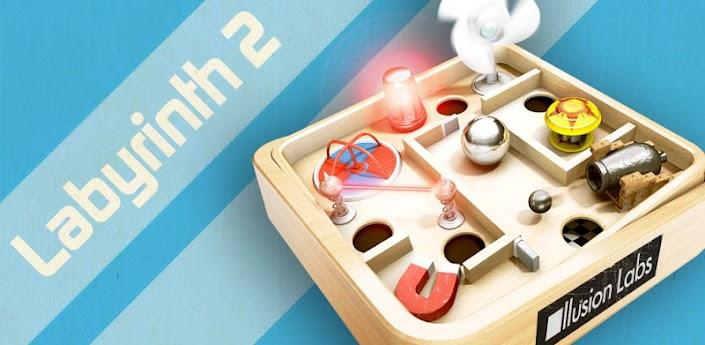 Labyrinth 2: оригинальные лабиринты. Игра Labyrinth 2 для Android.