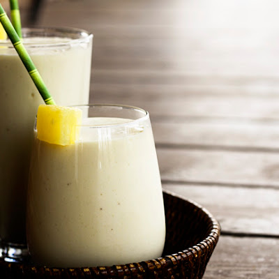Piña Colada Smoothies | Vegan and Dairy Free