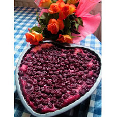 Cherry Dump Pudding
