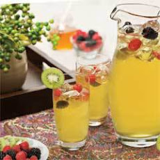 Green Tea Citrus Sangria