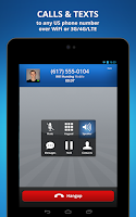 Screenshot of Talkatone free calls & texting
