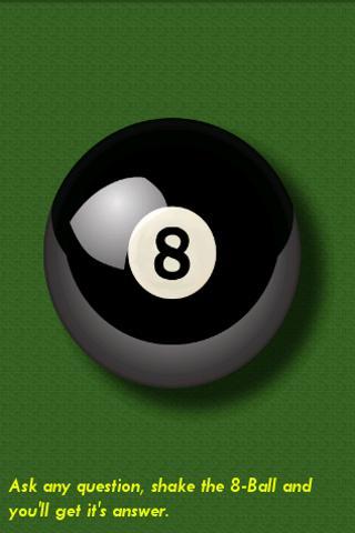 Classic 8-Ball