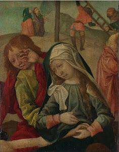 RIJKS: Meester van Delft: painting 1510