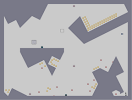 Thumbnail of the map 'Gold Amassed in Geometric Shapes'