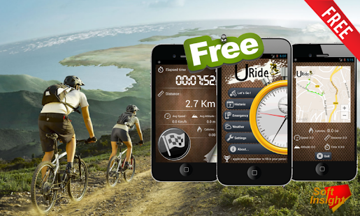 U Ride Free - screenshot
