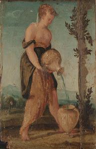RIJKS: circle of Lambert Sustris: painting 1570