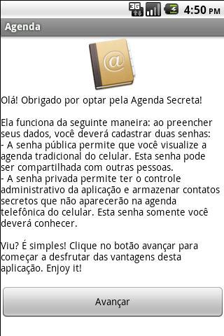Secret Phonebook