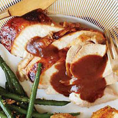 Creole Butter Roasted Capon