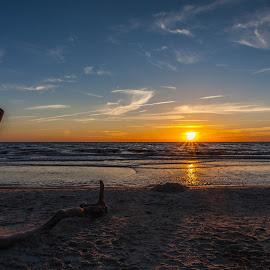 Baltic Sea by Ernst Egener - Landscapes Sunsets & Sunrises ( zingst, strand, weststrand )