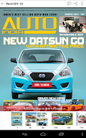Screenshot of Auto India