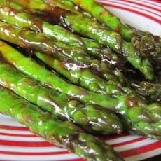 Asian Inspired Asparagus