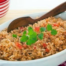 Tasty Spanish Oven Rice
