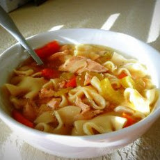 Simple Chicken Noodle Soup Recipe