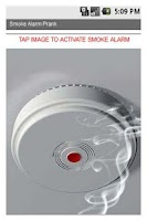 Screenshot of Smoke Detector Alarm Prank