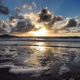 Newgale  by Philip Jones - Landscapes Beaches