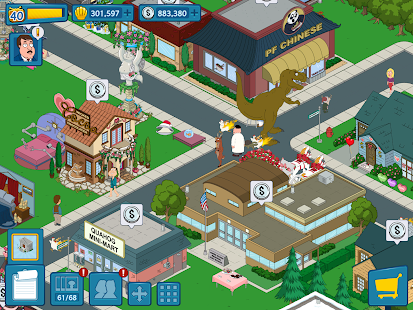 Free Family Guy The Quest for Stuff APK for Windows 8
