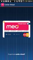 Screenshot of MEO App