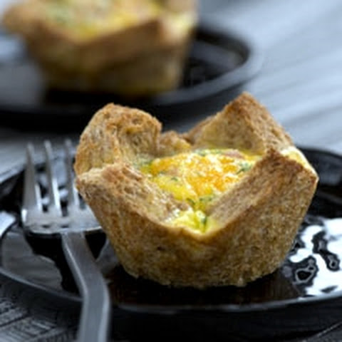 Toast & Egg Muffin Cups