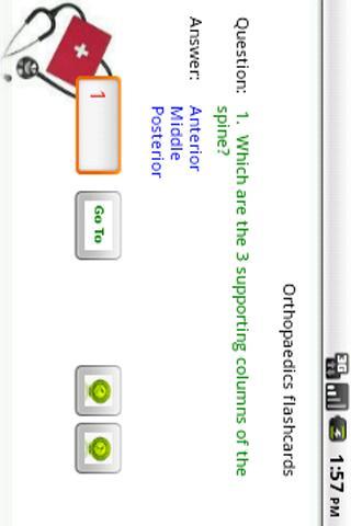 【免費醫療App】Orthopaedics flashcards-APP點子