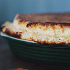 Roasted-Garlic Soufflé