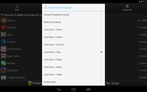 Clean Cache - Optimize APK Descargar