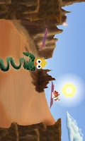 Screenshot of Leaping Lemmings FREE
