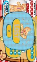 Screenshot of Gingerman - Baby Hangman Game