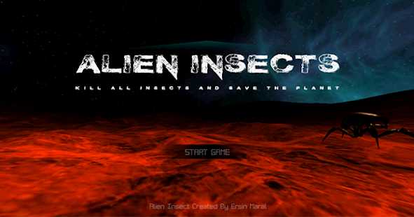 Alien Insects - screenshot