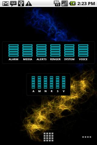 Neon Blue GO Launcher Themes 2.5 APK Download - AVillardoArts