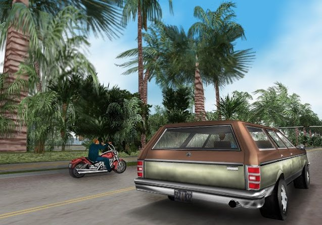 GTA3 Vice City