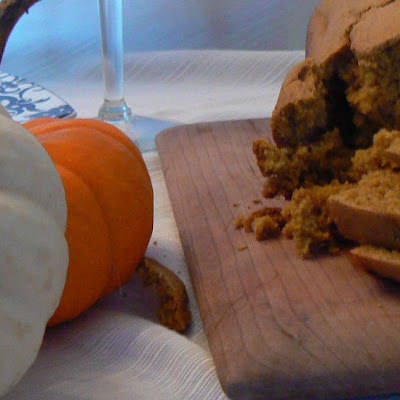 Easy Peasy Pumpkin Bread