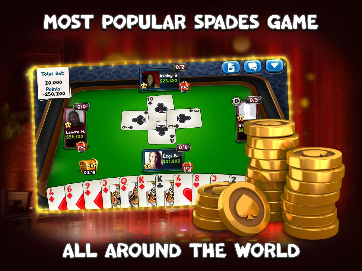 Spades Plus Screenshot