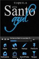 Screenshot of Tequila Santo Azul