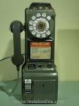 Paystations - Western Electric 234G Green