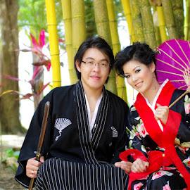 Prewedding Japanese Style by FerRy Cung Cin Fu - Wedding Other ( Wedding, Weddings, Marriage )
