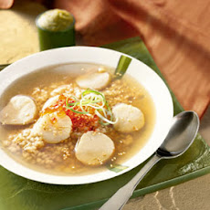 Scallop Tea Rice