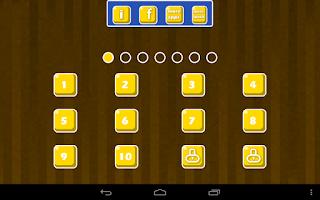 Screenshot of Wacky Gravity Lite Game