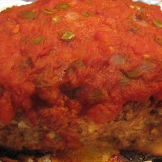 Turkey Salsa Meatloaf