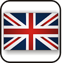 British Flag doo-dad icon