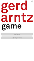 Screenshot of Gerd Arntz Game