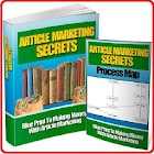 Article Marketing Secrets icon