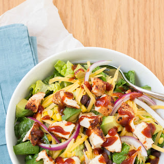Bbq Chicken Salad Recipes