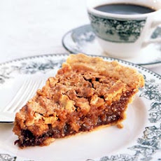 Chocolate-Walnut Pie